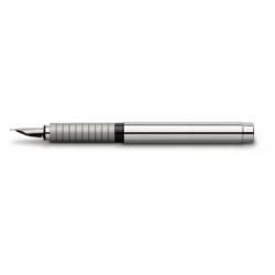 Stilou Basic Metal Lucios F Faber-Castell