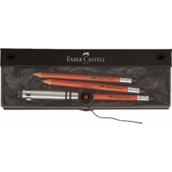 Set Cadou Perfect Pencil Design Maro Faber-Castell