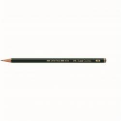 Creion Grafit F Castell 9000 Faber-Castell