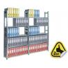 RAFT METALIC PROFESIONAL 10 POLITE 1200x300x4500 mm (lxAxH) 130 kg/polita, PLUS