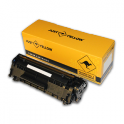 BROTHER TN2000/350 TONER COMPATIBIL JUST YELLOW, Black