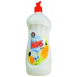 Detergent pentru vase Avias lemon 1l