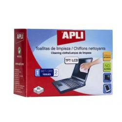 SERVETELE PT. CURATARE ECRAN MONITOR TFT/LCD, APLI