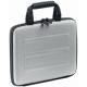 "Husa laptop 10.6""/iPad (27x21x4cm), hardcase EVA, FALCON - gri"