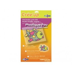 SET CRAZY PLASTIC, JPC