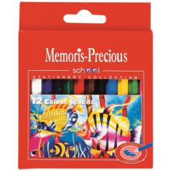 Creioane colorate 12 culori