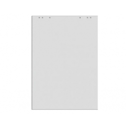 REZERVA HARTIE FLIPCHART 61x86 cm, 20 coli/top
