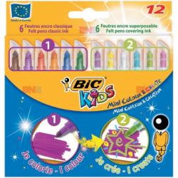Creioane cerate plastifiate Plastidecor