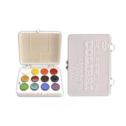 ACUARELE SCOLARE CFP 12 culori
