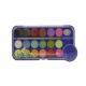 ACUARELE 18 culori PASTILE + PENSULA, ZG2342