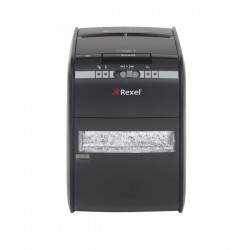 Distrugator automat pentru documente Rexel Auto+ 90X Cross Cut, 90 coli, confeti 4x45mm