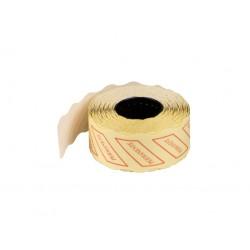 ETICHETE PRET 26x16 mm, 1000 buc/rola, ALBE