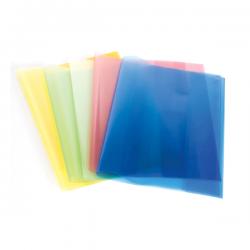 Coperta caiet A5, diverse culori, 10 buc/set