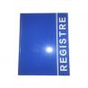 REGISTRU LUX A4, 100 file (coperta carton plastifiat)