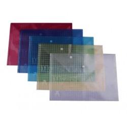 PLIC A4 DIN PLASTIC CU CAPSA