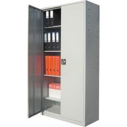 FISET METALIC CU 4 RAFTURI, 900x400x1800 mm (LxlxH), 35 kg/polita, ECO+