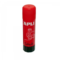 Lipici solid Apli Stick, 40 g