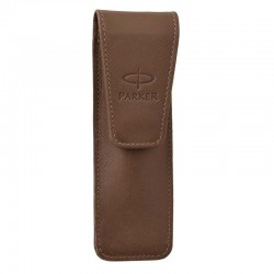 ETUI PARKER 2 INSTRUMENTE DE SCRIS, Economic Dark Brown