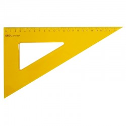 ECHER ARISTO 30/60°, 25 cm, AR22625