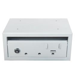 CUTIE POSTALA SCARA BLOC 1 MODUL 250x160x120 mm (LxlxH), ECO+