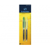 2 TEXTMARKER SCHNEIDER XTRA 140 (BLISTER), galben/verde