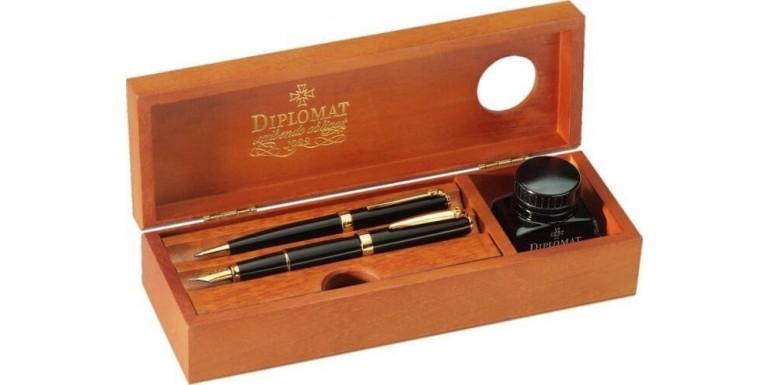 Un stilou de lux Diplomat, cadoul ideal pentru managerul vostru
