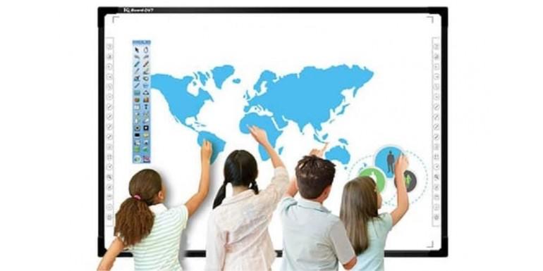 Ce este o tabla interactiva si ce avantaje aduce? OfficeClass