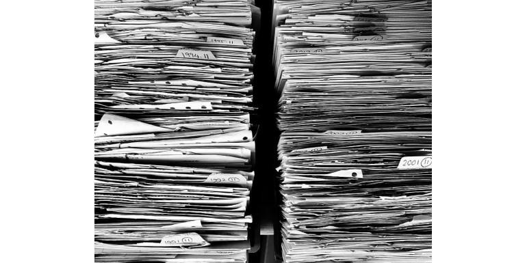 Distrugator de documente de capacitate mare, elegant si eficient